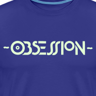 Design ~ Obsession Glow in the Dark T-shirt