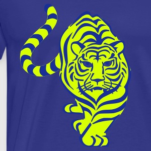 Sky Tiger T-Shirt - Men's Premium T-Shirt