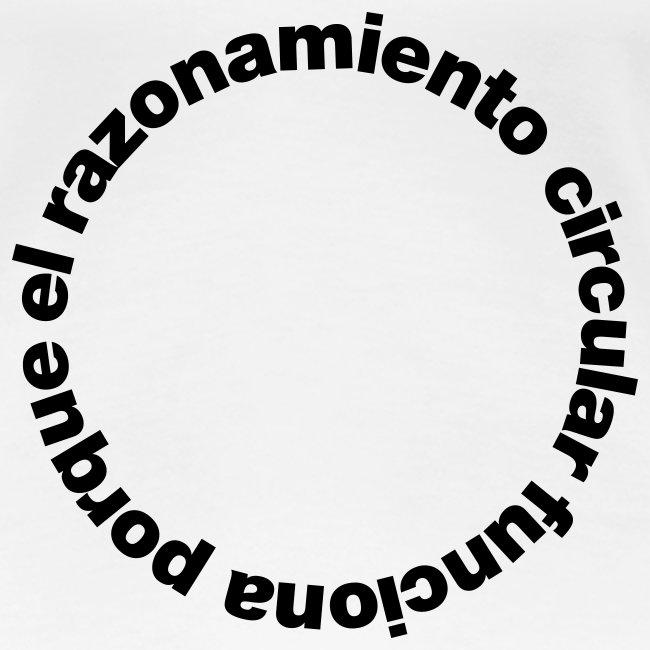 Razonamiento circular