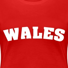 Red Wales Ladies'
