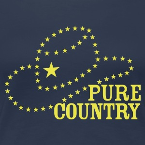 PURE COUNTRY - Frauen Premium T-Shirt