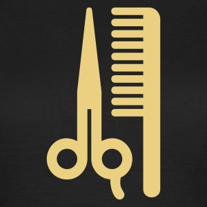 Scissors,Comb,Barber,Hair - Women's T-Shirt