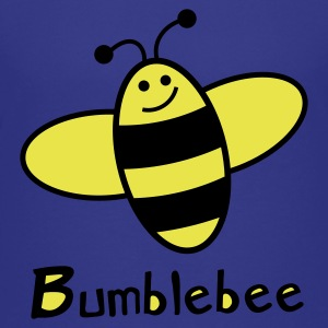 Sky bumblebee Juniors - Teenager Premium T-Shirt