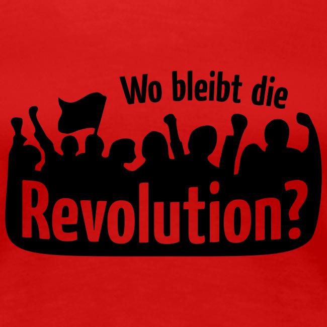 Wo bleibt die Revolution? 2