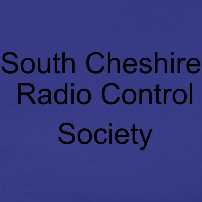 South Cheshire Radio Control Society T Shirt
