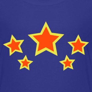 Five Stars - Teenage Premium T-Shirt