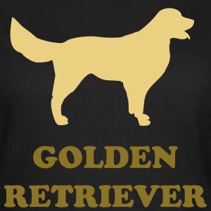 Golden Retriever - Hund - Frauen T-Shirt