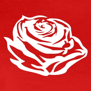Rose - Frauen Premium T-Shirt