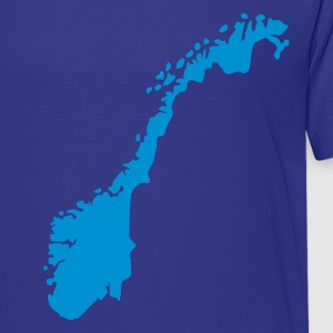 Sky Norwegen Kinder Shirts - Teenager Premium T-Shirt