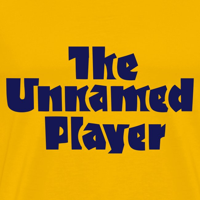 UNNAMED PLAYER TEE