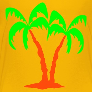 palm - Teenage Premium T-Shirt