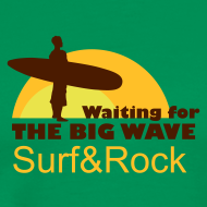 Diseño ~ Basic Surf&Rock Big Wave