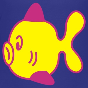 poisson - T-shirt Premium Ado