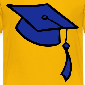 DE-College Graduation - Teenager Premium T-Shirt