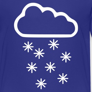 Sky Schnee Kinder Shirts - Teenager Premium T-Shirt