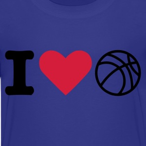 Basketball - Teenager Premium T-Shirt