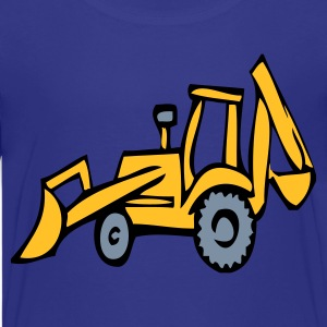 DE-Bagger - Teenager Premium T-Shirt