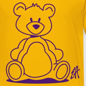 Bear - Teenage Premium T-Shirt