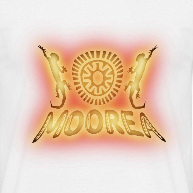 MOOREA POLYNESIA 2 GECKOS