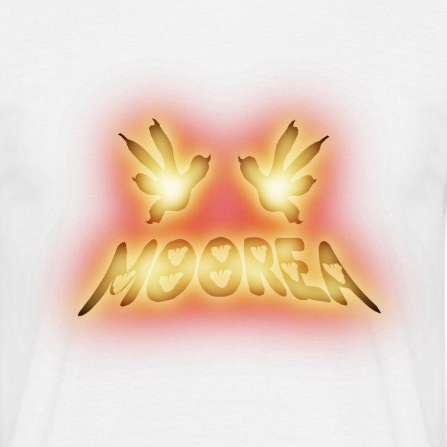 MOOREA POLYNESIA 2 GECKOS FINGERPRINTS