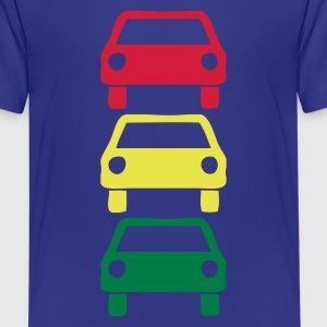 EN-Ampelautos - Teenage Premium T-Shirt
