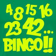 Diseño ~ 4 8 15 16 23 42... Bingo!!