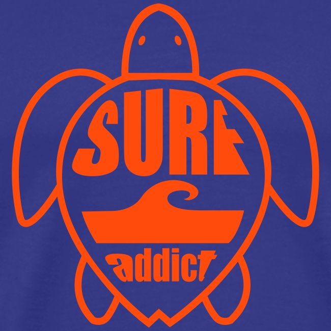 """SurfAddict"" T-skjorte"