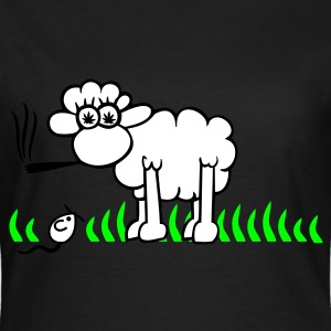 Chocolate maus im Gras T-Shirts - Frauen T-Shirt