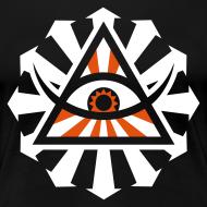 Motiv ~ Paniq 2009 T-Shirt (Feminine Orange)