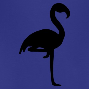 Sky Flamingo Kinder Shirts - Teenager Premium T-Shirt