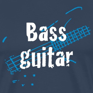 bass_guitar T-shirts - Mannen Premium T-shirt