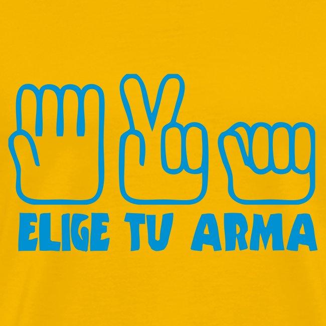 ELIGE TU ARMA M1