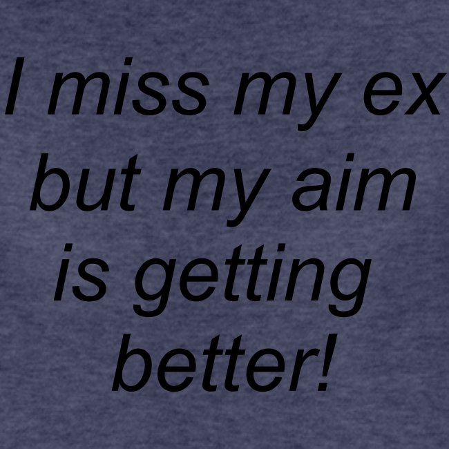 Miss my ex