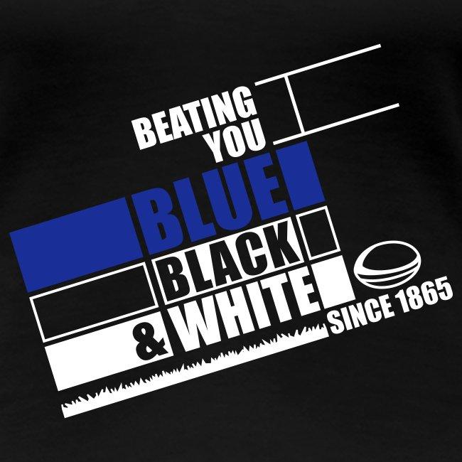 Women's Beating You 1865 Round Neck T-Shirt