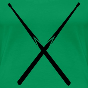 Billard - Frauen Premium T-Shirt