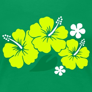 green and fresch - Frauen Premium T-Shirt