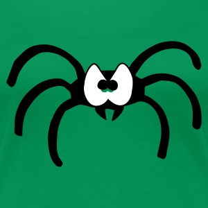 Spinne - Frauen Premium T-Shirt