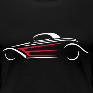Night Drive 13 girls - Women's Premium T-Shirt