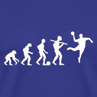 Motiv ~ Die wahre Evolution | Männer Shirt