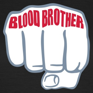 Olive Blood Brother © T-Shirts - Dame-T-shirt
