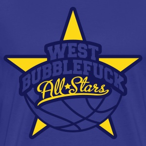 Sky West Bubblefuck Allstars alternate T-Shirts - Männer Premium T-Shirt