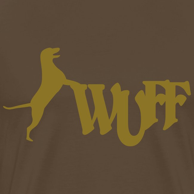 "T-Shirt ""Wuff"""