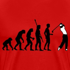 evolution_golf_b_2c T-Shirts