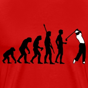 evolution_golf_b_2c T-Shirts - Men's Premium T-Shirt