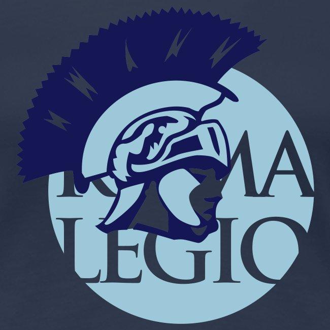 Camiseta Mujer Girlie Clasica Roman Legio