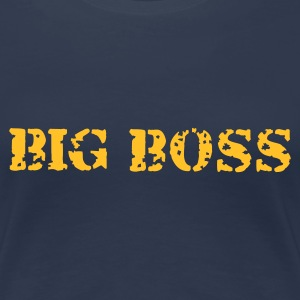 Big Boss - Frauen Premium T-Shirt
