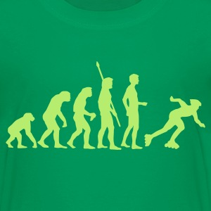 evolution_inliner Shirts - Teenage Premium T-Shirt
