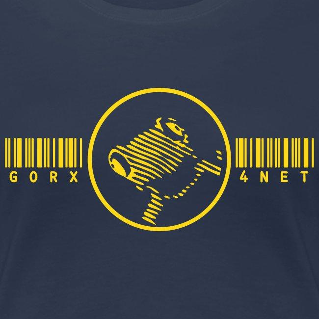 barcode frosch girl