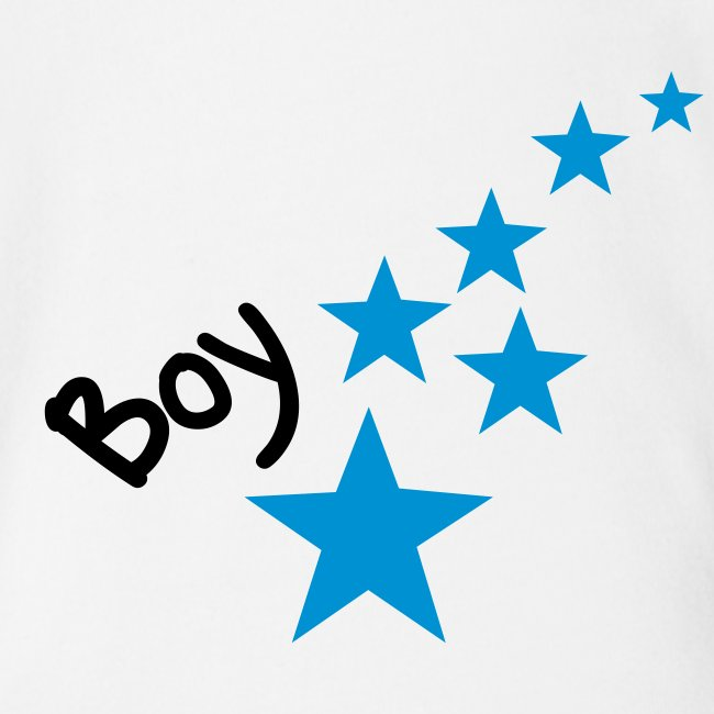 BOY - vauvan body