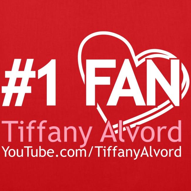 Tiffany Alvord #1 Fan Bag